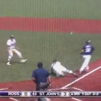 VIDEO: Amazing bare-handed baseball catch