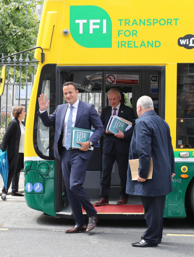Free public transport ruled out despite Dublin being 'the slowest city centre in Europe'