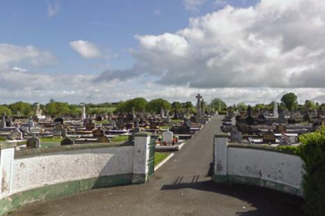 ST Coleman's Cemetery in Lurgan.