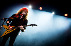 Megadeth cancel most 2019 shows as frontman Dave Mustaine reveals cancer diagnosis