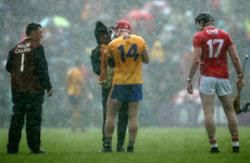 Patrick Horgan: 'It was the worst I ever saw, you could hardly hold your hurley up'
