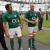 O'Connell still a major doubt as Kidney calls up Connacht lock McCarthy