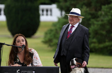 President to host Áras garden party highlighting issues around Direct Provision