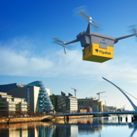 Flipdish is teaming up with drone outfit Manna to deliver grub in Dublin