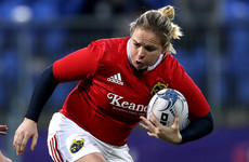 Briggs included in Munster Women's historic all-female coaching and management staff