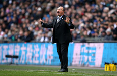 Benítez to consider €13m offer to manage in China as Newcastle contract runs down