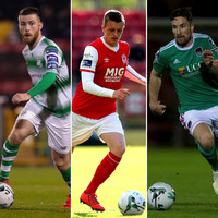 Shamrock Rovers, St Pat's and Cork City discover European opponents