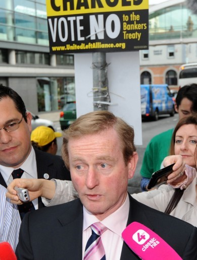 Gallery: Yes and No campaigns make last ditch efforts to secure votes