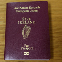 Over half a million people have applied for Irish passports so far this year
