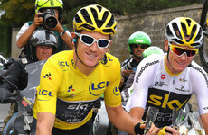 Thomas should be fit to defend Tour de France after avoiding serious injury