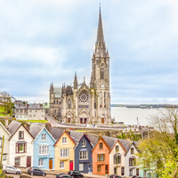 Cobh ranked among most beautiful small towns in Europe by Condé Nast