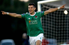 Cork City considering transfer of Graham Cummins to League of Ireland rivals
