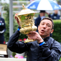 Frankie Dettori's class is crystal clear in fine Royal Ascot double