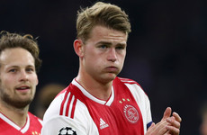 De Ligt shouldn't join Man United, says Dutch legend