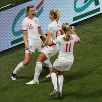 Partial revenge for 4 years ago, as England overcome Japan in World Cup