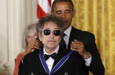 Bob Dylan commended for influence on American culture