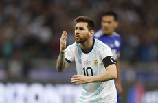 Messi rescues Argentina at Copa America as Paraguay pay penalty