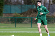 Ireland U21 winger set to put off move to England in favour of Shamrock Rovers