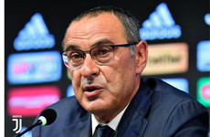 'A very long path through the lower divisions': Sarri says Juventus job is crowning moment