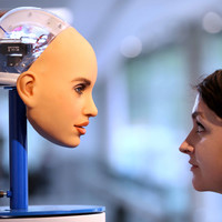 'You're letting a robot tell you how attractive you are': This exhibition questions the meaning of perfection