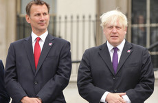 Jeremy Hunt to take on Boris Johnson in Tory contest face-off after Michael Gove is eliminated