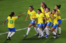 'At least they don't roll around like Neymar' - Brazilians seeking heroes turn to women footballers