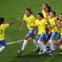 'At least they don't roll around like Neymar' - Brazilians seeking heroes turn to women footballers