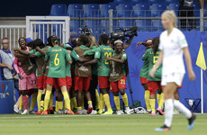Brilliant last-minute strike sends Cameroon through to last 16