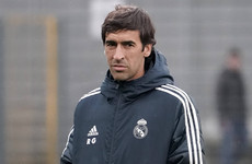 Legendary striker Raul moves up the Real Madrid coaching ladder