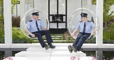 Gardaí Cutting Loose Pic of the Day