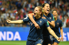 Mouthwatering ties in store as Women's World Cup last 16 confirmed