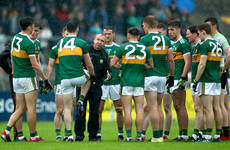 Moynihan handed senior championship debut as Kerry make four changes for Munster final
