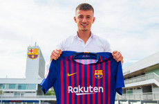 Barcelona snap up promising Dutch defender Van Beijnen and give him €100m release clause