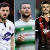 Talbot, Elbouzedi, Byrne and Harkin: Our League of Ireland Team of Season (so far)