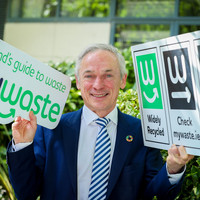 These unique new labels are to make recycling easier in Ireland