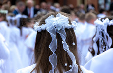 Parents spending over €900 on average for their child's Communion