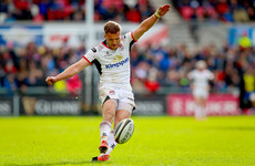 Former Ireland U20 out-half McPhillips leaves Ulster for Leicester