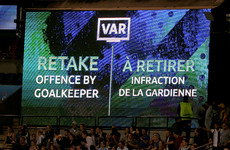 Fifa reduces encroachment punishment after World Cup controversy