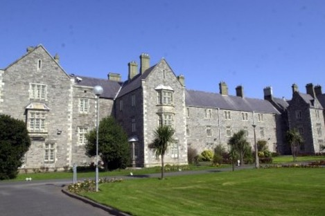 File photo of the Central Mental Hospital, Dundrum.