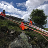 Man rescued from Wicklow cliff after falling and getting trapped in tree