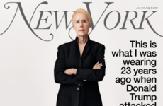 Advice columnist E Jean Carroll accuses Trump of 1990s sexual assault