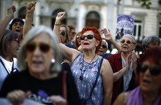 Spain's Supreme Court finds five men guilty of rape after overruling previous sexual assault guilty verdict