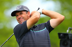 Harrington misses out as unheralded Sucher seizes lead at Travelers Championship