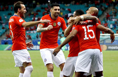 Sanchez scores winner as Copa America holders Chile progress to quarter-finals