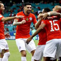 Sanchez scores winner as Copa America holders Chile progress to quarter-finals