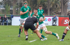 As it happened: Ireland v New Zealand, World Rugby U20 Championship