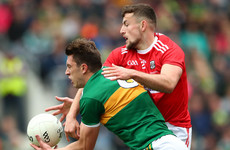 14-man Kerry survive Cork test to remain Munster football champions