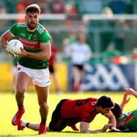 Mayo still have a mad streak, but handle the heat in Down