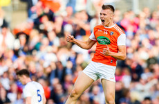 O'Neill grabs two goals as Armagh dump Monaghan out of the qualifiers
