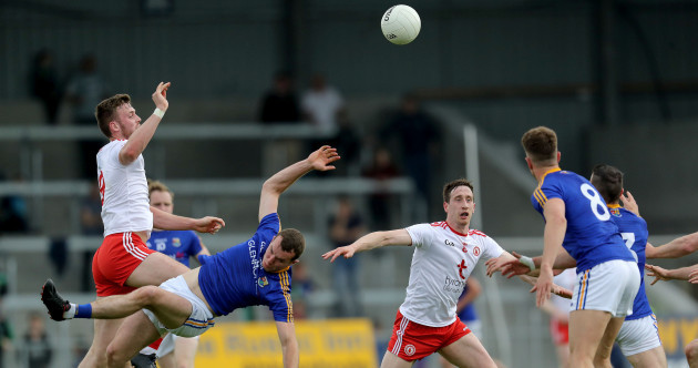 McShane nets twice as Tyrone safely navigate past Longford